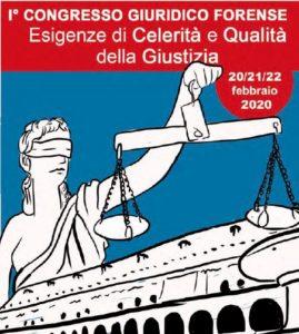 1° Congresso Giuridico Forense @ Palazzo del Bo (Aula Gabbin)